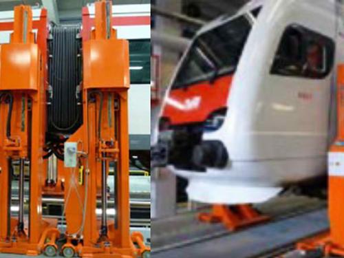 01_Projekt_Bahn Industrie_Bahnwagen_Hebeanlage auf Luftkissen_pic 1