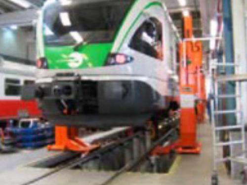 01_Projekt_Bahn Industrie_Bahnwagen_Hebeanlage auf Luftkissen_pic 2