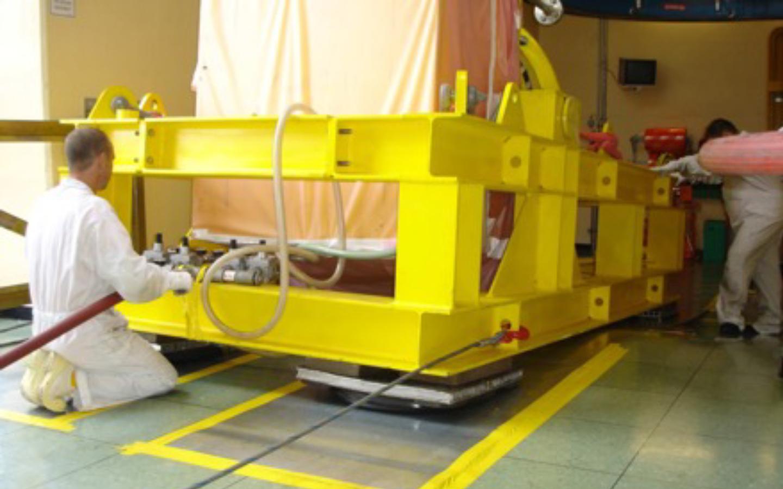 01_Projekt_Elektro Energie Industrie_Kernkraft Beznau_pic 1