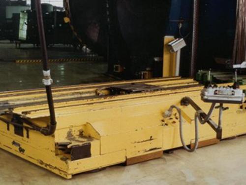 01_Projekt_Glas Industrie_Transporter auf Luftkissen in Vacuumofen_pic 3
