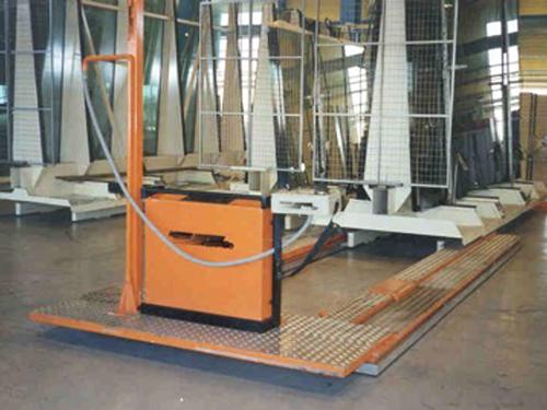 01_Projekt_Glas Industrie_Transporter auf Luftkissen in Vacuumofen_pic 4