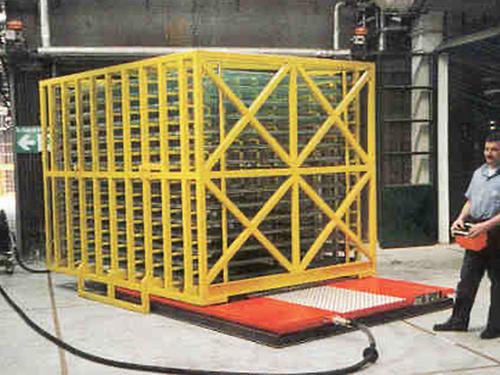01_Projekt_Glas Industrie_Transporter auf Luftkissen in Vacuumofen_pic 7