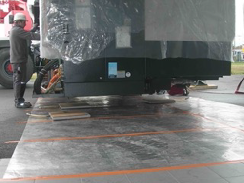 01_Projekt_LKS Full Service_Transport_Anlad und Einbringung_Bearbeitungscenter_pic 4