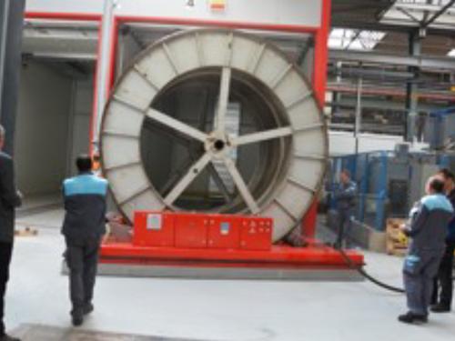 02_Projekt_Kabel Industrie_Rollentransport_AGVs_pic 4