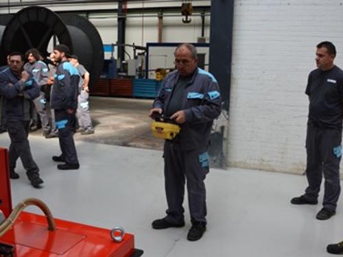 02_Projekt_Kabel Industrie_Rollentransport_AGVs_pic 8