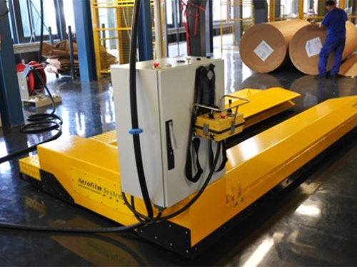 02_Projekt_Papier Industrie_Roller Transporter_pic 1