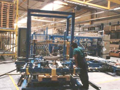 02_Projekt_Verpackungs Industrie_Verschiebung, De und Remonrage Maschine_pic 4